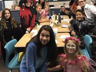 Halloween @ Mrs. Bakers Class
